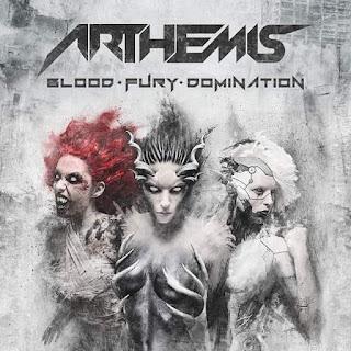 """Το βίντεο των Arthemis για το τραγούδι """"Undead' από το album """"Blood - Fury - Domination"""""""