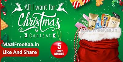 Contest Christmas