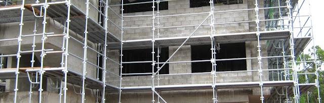 Sewa Scaffolding Untuk Bangunan Tinggi