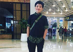 Yudetra pemeran Fadil di TOP