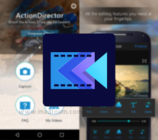 ActionDirecor Video Editor