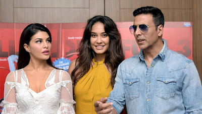 Jealous to criticism? Bollywood's Akshay, Jacqueline Fernandezand Lisa