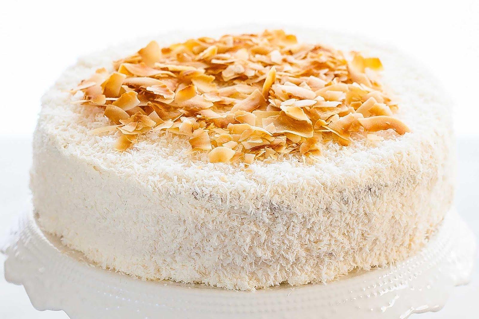Coconut Cake   Williams Sonoma