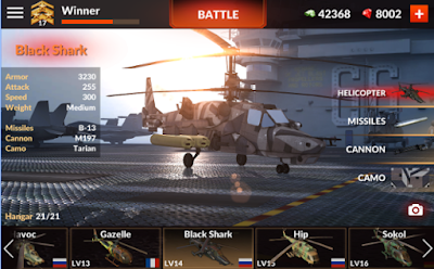World of Gunships Apk Android