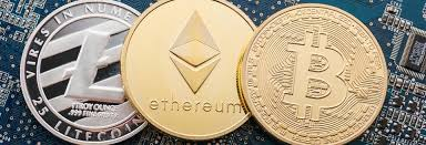 Meaning of Cryptocurrency or Altcoins