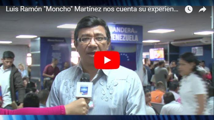 Moncho Abusadorcito Martinez saltó la talanquera y ahora es chaburro