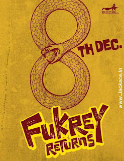 Fukrey Returns First Look Poster 1