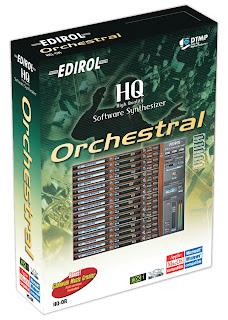 Free EDIROL ORCHESTRAL VST FULL