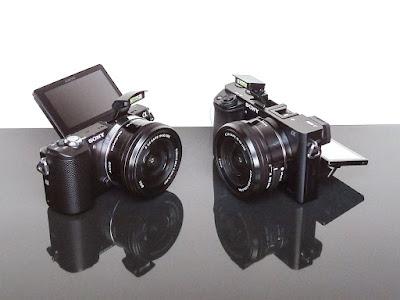 Pengalaman Menggunakan Kamera Mirrorless Sony a5100