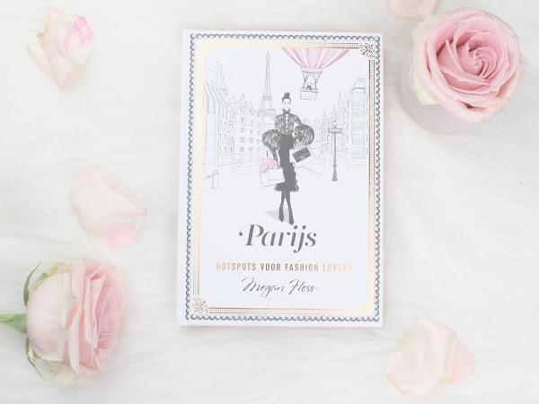 Boek Review | Megan Hess - Parijs