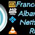 France Canal MBC VLC Russia Ziggo ALB Tring
