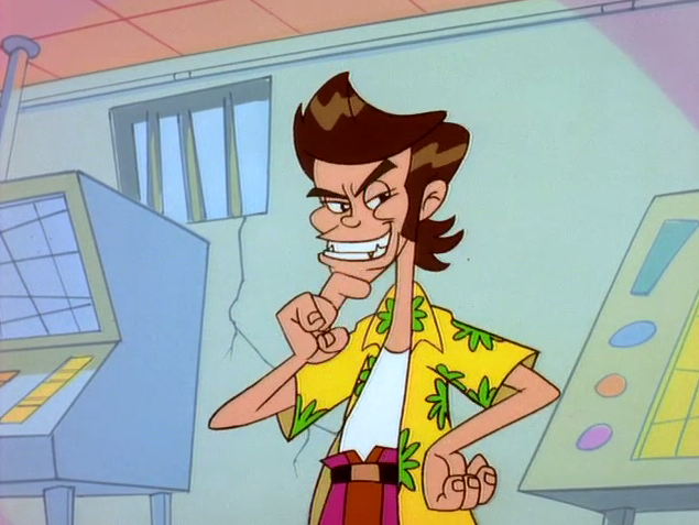 Nostalgia Theater: Jim Carrey Gets Even More Animated ...