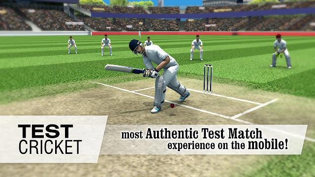Screenshot World Cricket Championship 2
