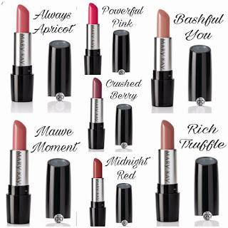 Kebaikan gel semi matte lipstick mary kay