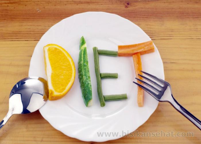 Tips Diet Alami Tanpa Olahraga Yang Mudah Dilakukan