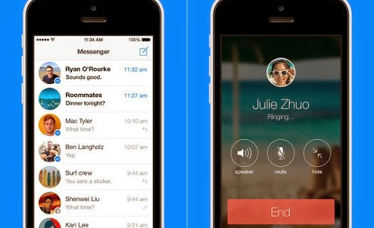 Facebook Messenger, phone calls is no longer possible - Technology News