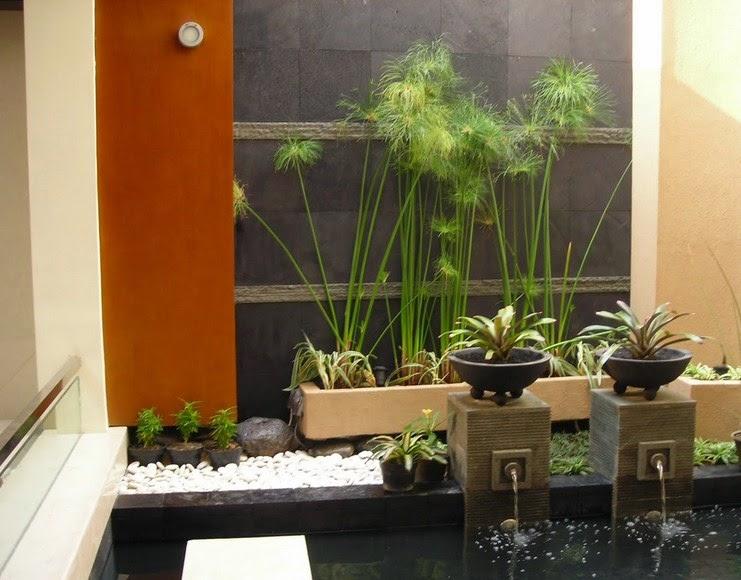 Desain Taman Belakan Rumah Minimalis 2015 3