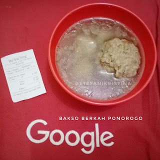 Review Kuliner Ponorogo Bakso Mercon