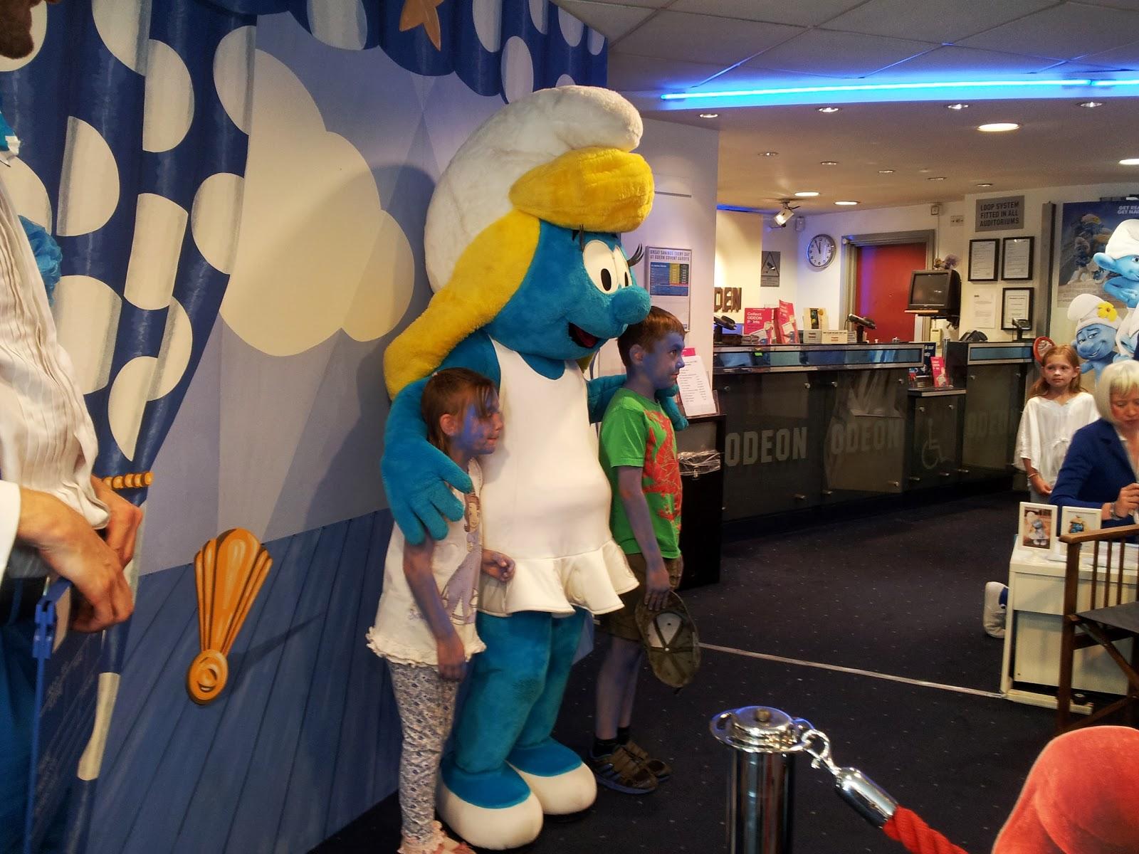 , The Smurfs 2 and Smurf-tastic Jakks Toys!