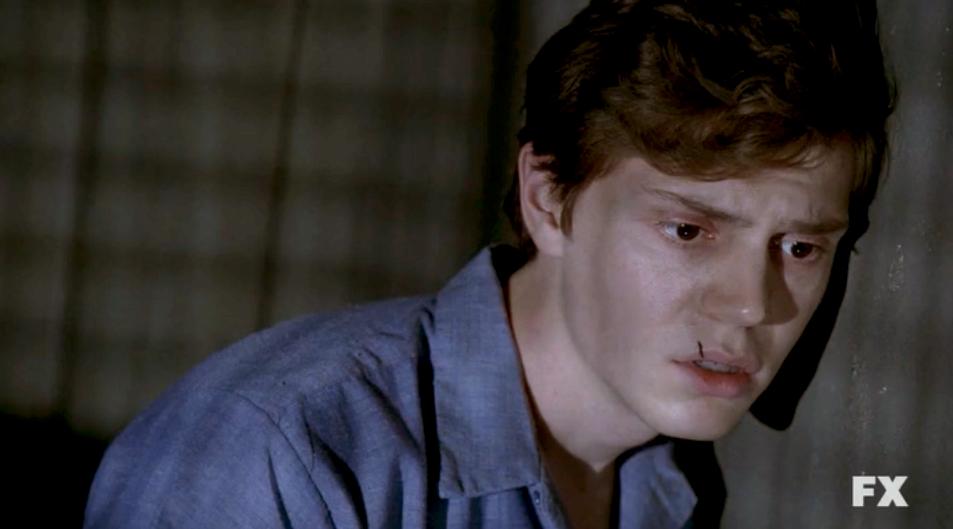 The Angst Report : American Horror Story Asylum: Kit Walker's Not Tate