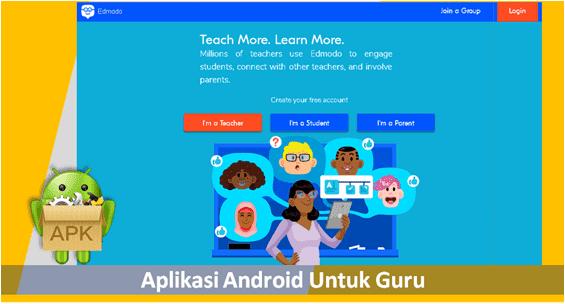 aplikasi android paling keren buat guru mengajar di kelas