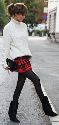 Faldas Escocesas de Moda