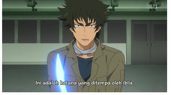 Download Anime Kuromukuro Episode 12 [Subtitle Indonesia]