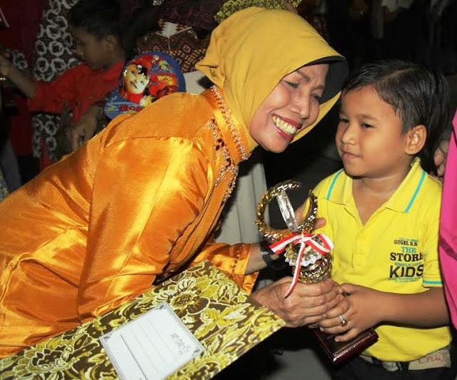 Wakil Gubernur Sumatera Utara Dr Nurhajizah Marpaung SH, MH