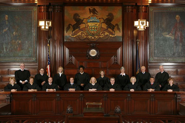 From time to time, panels of the Superior and Commonwealth Courts will ...