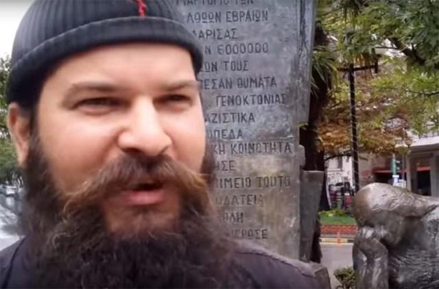 """Ο Δήμος Λαρισαίων καταδικάζει την δράση του """"ψευτομοναχού Κλεομένη"""" (VIDEO) {featured}"""