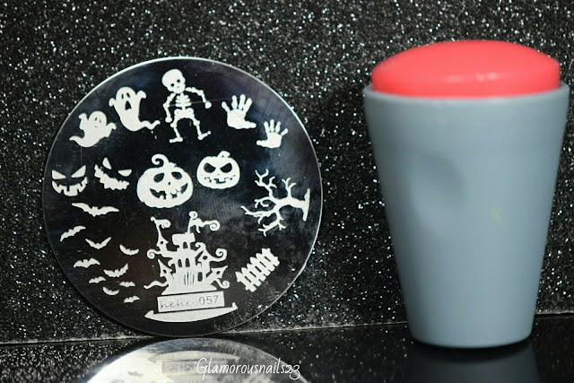 Lady Queen Hehe 057 Stamping Plate: Bundle Monster Mega Squishy Silicone Stamper