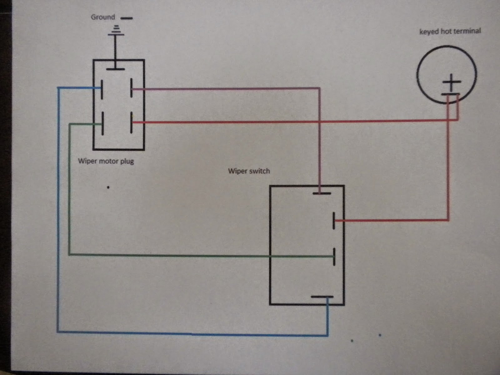 Mg Tf Electrical Wiring Diagram 2006 Ford Explorer 1954 Somurich