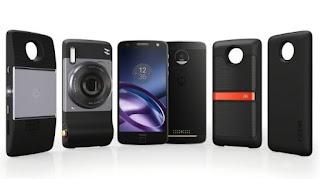 Resmi Dirilis, Inilah Harga Smartphone Modular Moto Z dan Moto Z Play di Indonesia