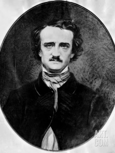 Edgar Allan Poe por Brady