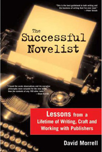 The Successful Novelist, de David Morrell