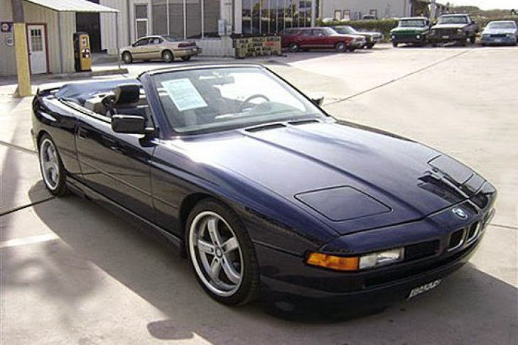the petrol stop bmw 8 series e31 convertible. Black Bedroom Furniture Sets. Home Design Ideas