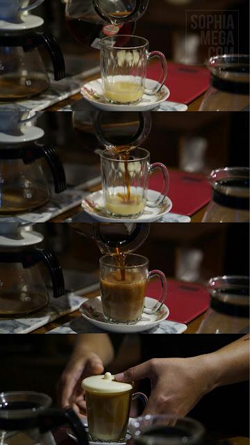 kopi susu pasar nomaden coffee