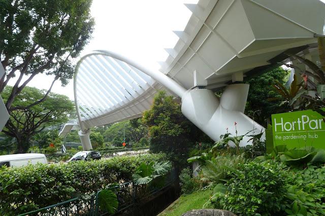 Most Aleksandra w Singapurze
