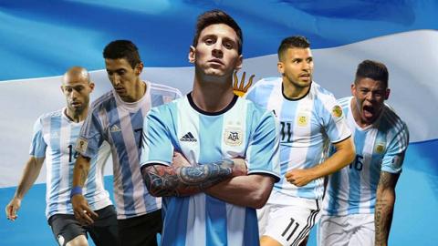 Các đội bóng tham dự World Cup đều cần tôn trọng Argentina