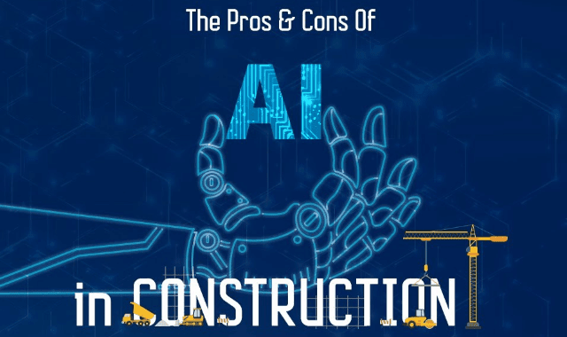 The Pros And Cons of AI in Construction