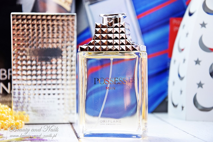 1cc60366bd65 Beauty and Nails  POSSESS MAN I SOUL FOCUS - męskie zapachy od Oriflame.