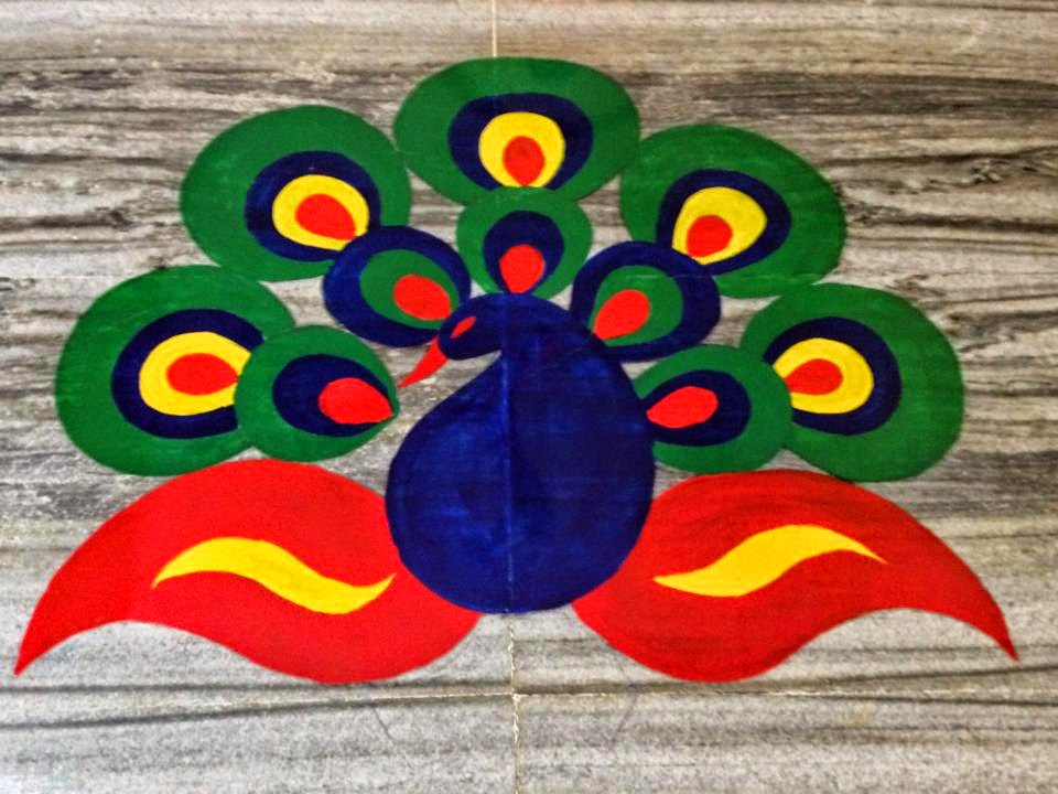 Rangoli Diwali Collection 7
