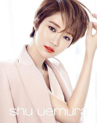 Go Joon Hee Shu Uemura 2016
