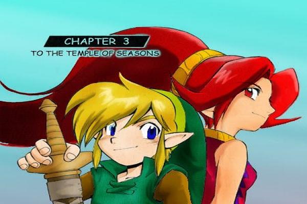 The Legend of Zelda – Oracle of Seasons