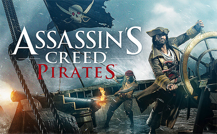 Assassin's Creed Pirates MOD APK 2.8.0 DATA (Unlimited Money)