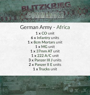 German, Africa