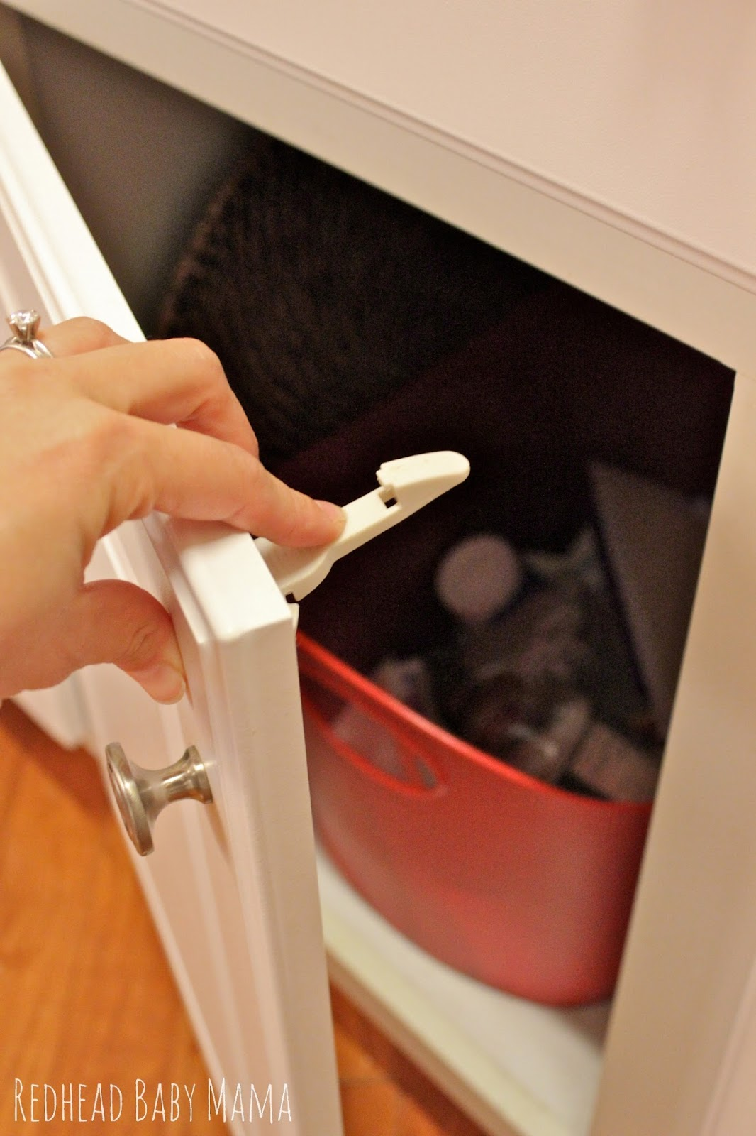 How To Install Baby Proof Cabinet Locks