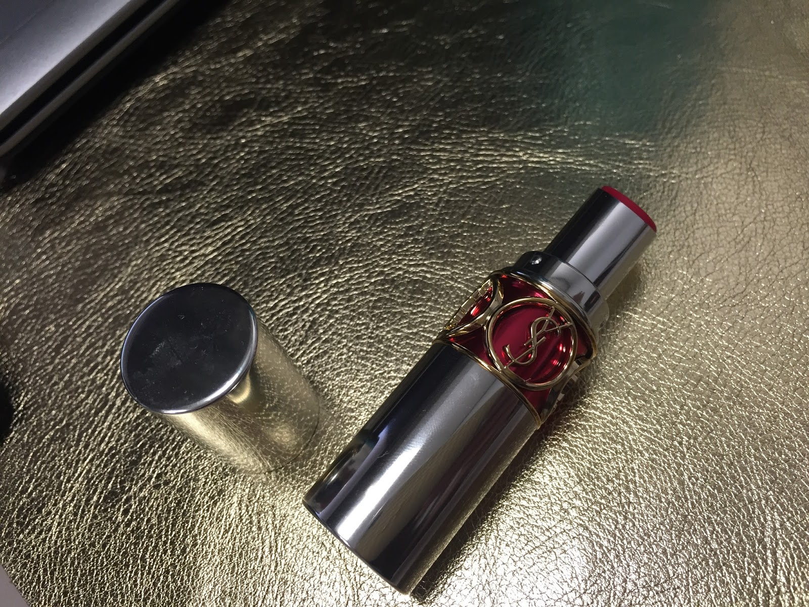 YSL Volupte Sheer Candy #04 Succulent Pomegranate