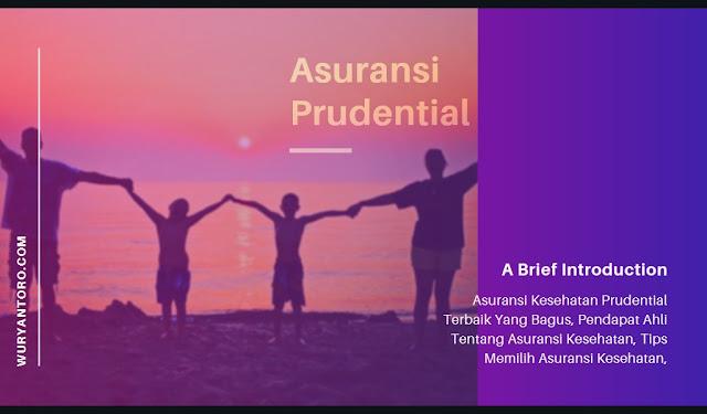 Asuransi Kesehatan Prudential