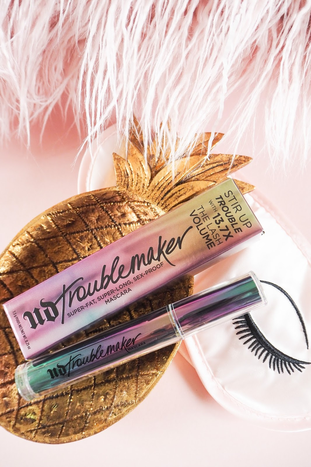 Urban Decay Troublemaker Mascara Review